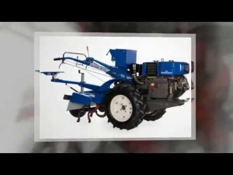 Дизельный двигатель Sadko DE-410 ME (9 л.с.) обзор - YouTube