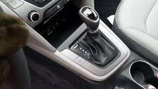 How to get a 2017 Hyundai elantra into neutral