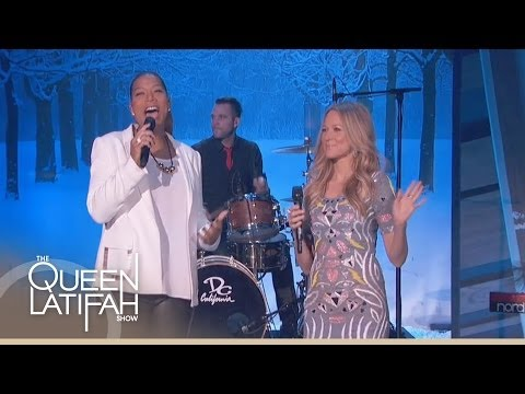 Jewel and Queen Latifah Perform