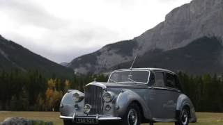 1952 Bentley R Type - On The Road