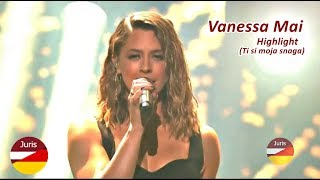 Vanessa Mai - Highlight (Ti si moja snaga) EUROPEAN SONG CONTEST 2020