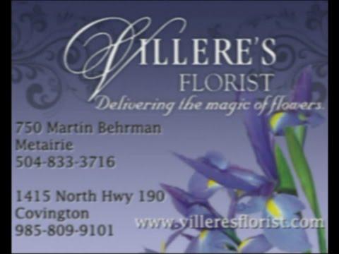 Villere's Florist - Delivering the Magic of Flowers