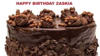 Zaskia Birthday   Cakes Pasteles