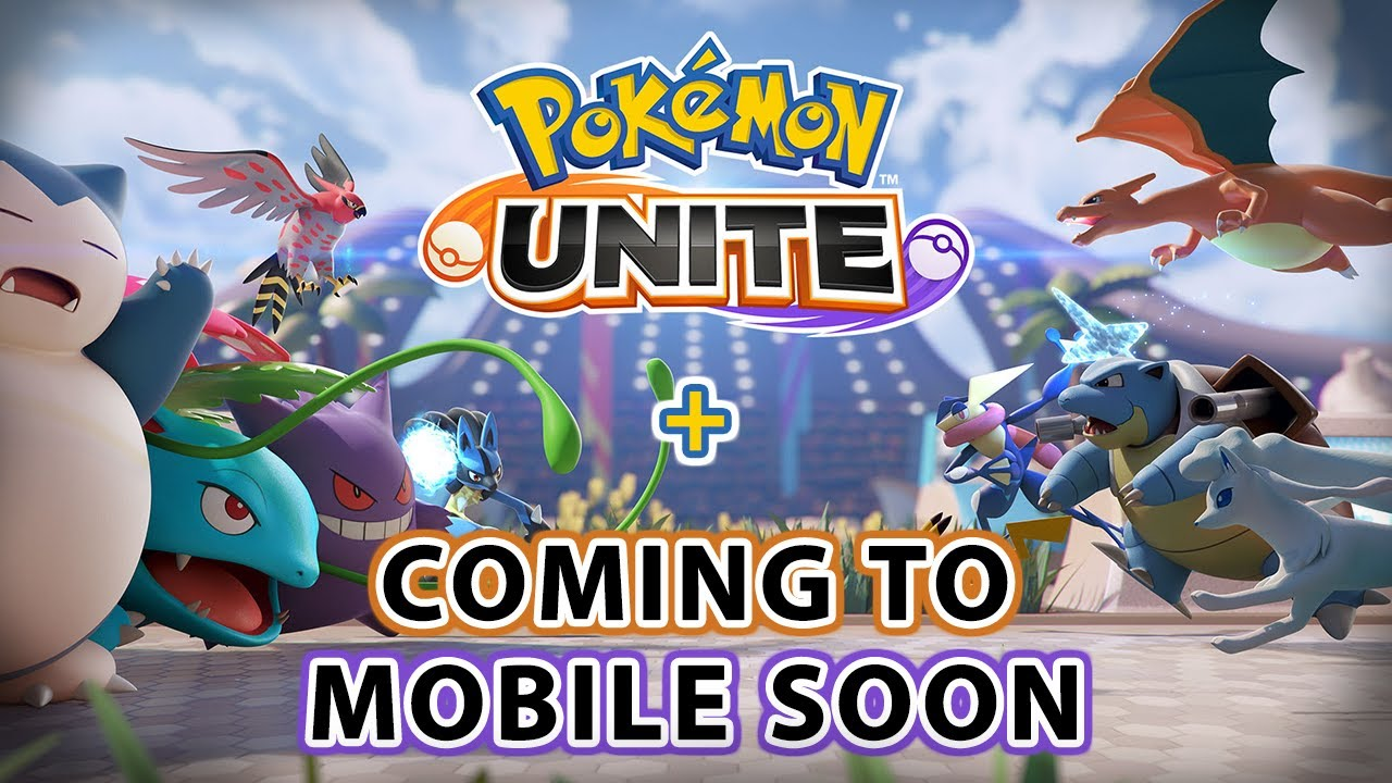Have You Heard Of This New Pokemon UNITE MOBA? + Beginner Tips
