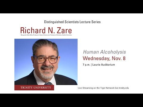 Distinguished Lecture Series: Human Alcoholysis