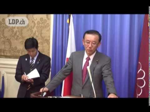 谷垣禎一幹事長(2014.10.21)