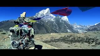 MYANMAR FLAG ON MOUNT EVEREST TRAILER - ARKAR PRODUCTION