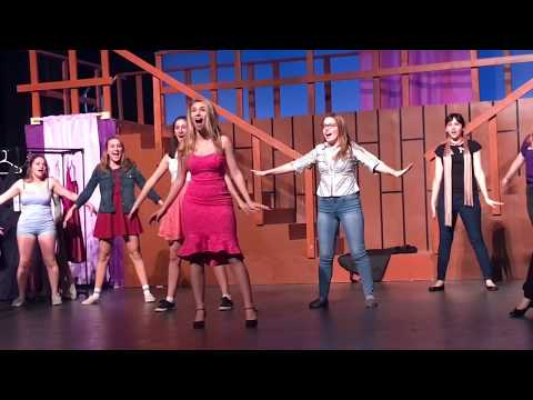 F&M Legally Blonde the Musical!