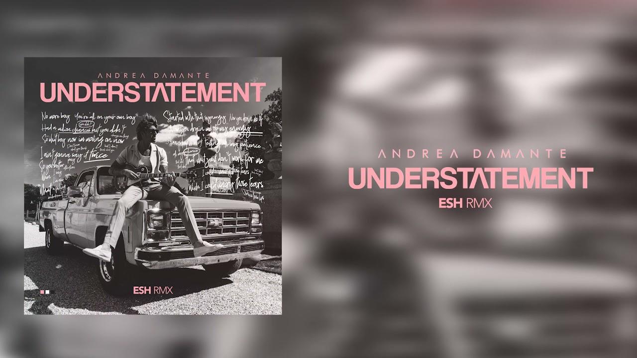 Andrea Damante - Understatement Pt.1 - ESH Remix (Official Visual Art Video)
