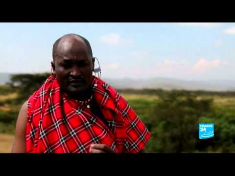 Maasai: confronting globalization - spear vs Modernity