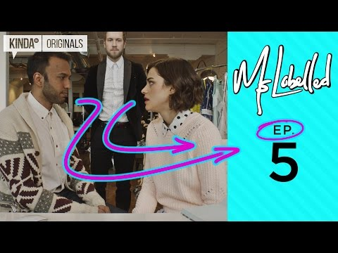 MsLabelled | Episode 5 | How To Fix A Dress At 4 AM