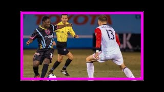 Breaking News | Watch: Birthday boy Freddy Adu score his first goal in more than five years