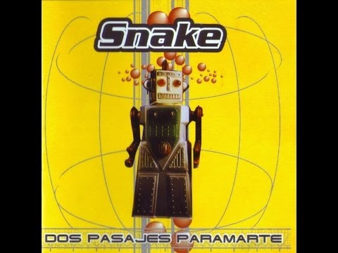 Snake - Dos Pasajes Paramarte (Album Completo / Full Album)