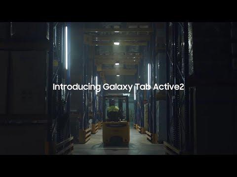 Galaxy Tab Active2: Make Hard Look Easy Mp3