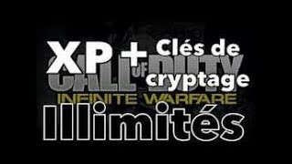 CALL OF DUTY INFINITE WARFARE ZOMBIE GLITCH HORS MAP+CLÉS+ARGENT+NIVEAU ILLIMITE !!!!!