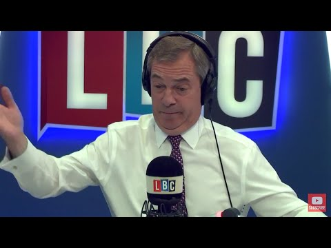 The Nigel Farage Show On Sunday: Michel Barnier's Brexit Ultimatum 1/2 LBC - 12th November 2017