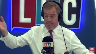 The Nigel Farage Show On Sunday: Michel Barnier