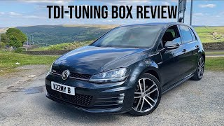 TDI-TUNING BOX REVIEW | GTD GO…