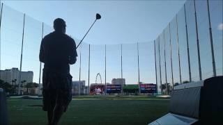 TopGolf Las Vegas --- Two balls at once -- 2016 -- Top Golf Las Vegas