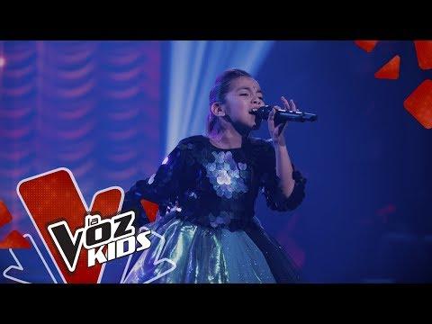 Maite canta Si Me Faltas Tú en la Semifinal | La Voz Kids Colombia 2019