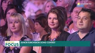 Через 2 недели завершится национальный отбор детского Евровидения
