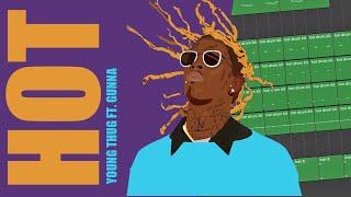 Young Thug - Hot ft. Gunna (IAMM Remake)