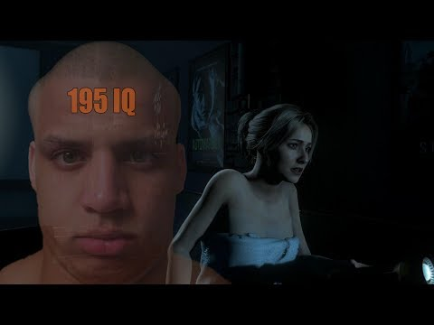 MY IQ (195) IS TOO HIGH FOR UNTIL DAWN