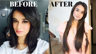 How To Grow Healthy Long Hair Fast FOR CHEAP | Just One Product