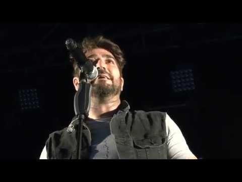 15-07-2016. Antonio Orozco en concierto. Plaza de Toros de Antequera