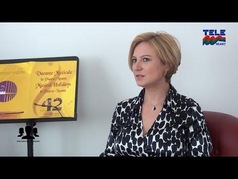 """ECOURI LA """"VACANȚE MUZICALE"""" EDIȚIA a 42-a 2015"""