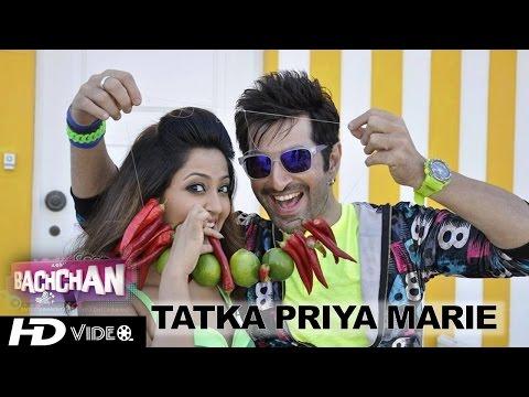 "Tatka Priya Marie Official Video Song Bengali Film ""BACHCHAN"""