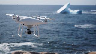 DJI Phantom 4: test en français d'un drone avec exemples vidéo 4K