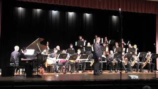 RHS Jazz Ensemble: Two Seconds to Midnight (2017 Spring Concert)