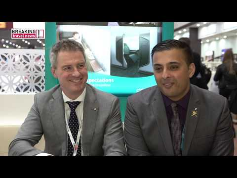 Rogier de Jager and Kelpesh Patel, Oman Air