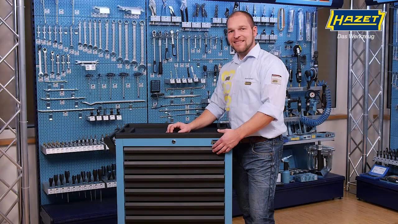 0d95c1ab0be497 Werkstattwagen | Betriebs- und Werkstatteinrichtung | Produkte | HAZET-WERK  - Hermann Zerver GmbH & Co. KG