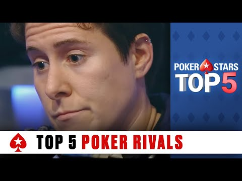 Top 5 Poker Rivals | PokerStars