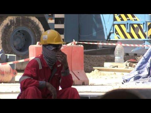 قطر تُعدل قوانينها بعد -فضائح العمال المهاجرين- في مشاريع كأس العالم…  - 18:54-2018 / 12 / 6