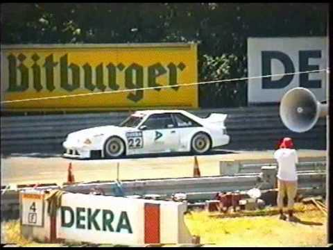 DTM 1994 - Norisring - Sounds of the DTM Part II