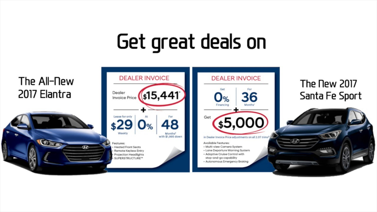 Maple Hyundai Dealer Invoice Pricing End June Th YouTube - Get invoice price of car