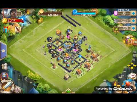 Castle clash basel TV