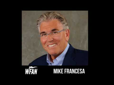 Mike Francesa show open on Yankees Astros ALCS game 5 WFAN