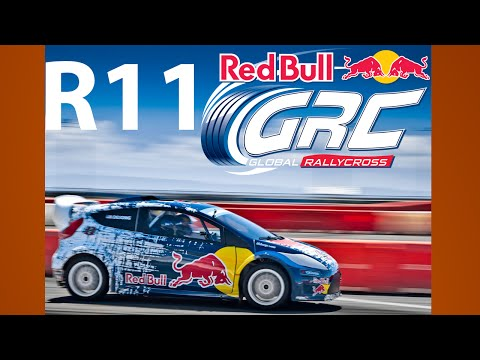 Red Bull Global RallyCross Championship 2015 Round 11 Barbados {720p 60fps}