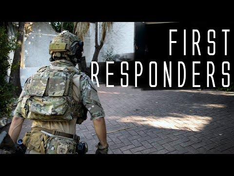 FIRST RESPONDERS | La Guarida 2.0 | Capsule Airsoft España