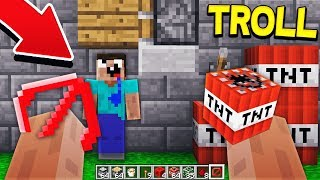 THIS WILL CHANGE MINECRAFT TROLLING FOREVER... (Minecraft Trolling)