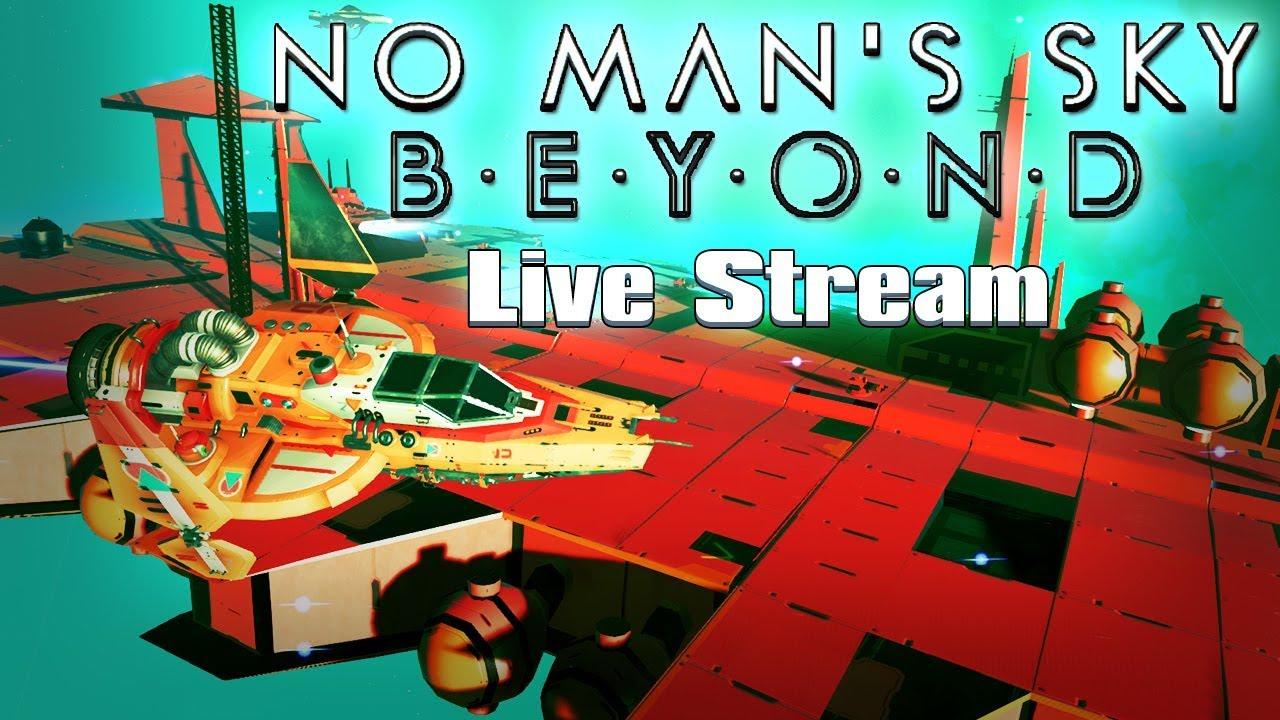 CHILL STREAM DIA - No Man's Sky Live Ep23 + vídeo