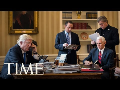 \'You\'re Fired.\' Here\'s Who Donald Trump Has Removed During His Presidency: Steve Bannon\'s Out | TIME