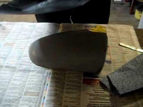 видео: оклейка 3д карбоном