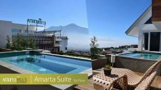 Amarta Hills Hotel And Resort Overview