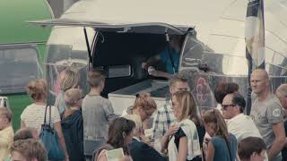 Foodtruckfestival 'Kantien Royal' 2018 | Tielt Zomert - Promospot