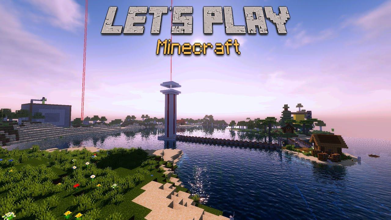 Mentenanta prin BAZA-Let's play Minecraft ep 98